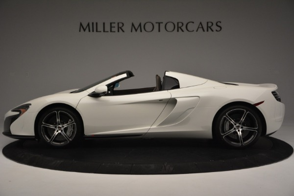 Used 2015 McLaren 650S Convertible for sale Sold at Bugatti of Greenwich in Greenwich CT 06830 2