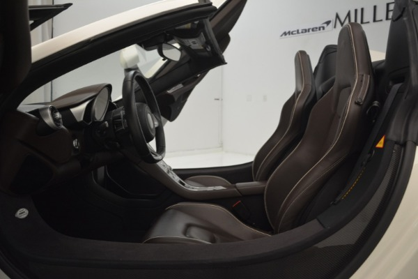 Used 2015 McLaren 650S Convertible for sale Sold at Bugatti of Greenwich in Greenwich CT 06830 21