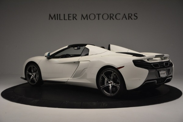 Used 2015 McLaren 650S Convertible for sale Sold at Bugatti of Greenwich in Greenwich CT 06830 3