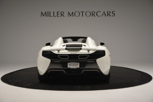 Used 2015 McLaren 650S Convertible for sale Sold at Bugatti of Greenwich in Greenwich CT 06830 5