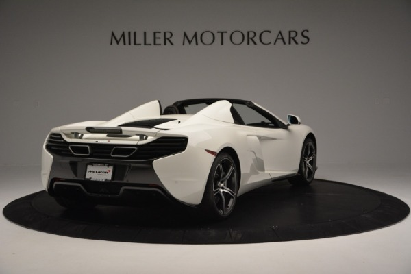 Used 2015 McLaren 650S Convertible for sale Sold at Bugatti of Greenwich in Greenwich CT 06830 6