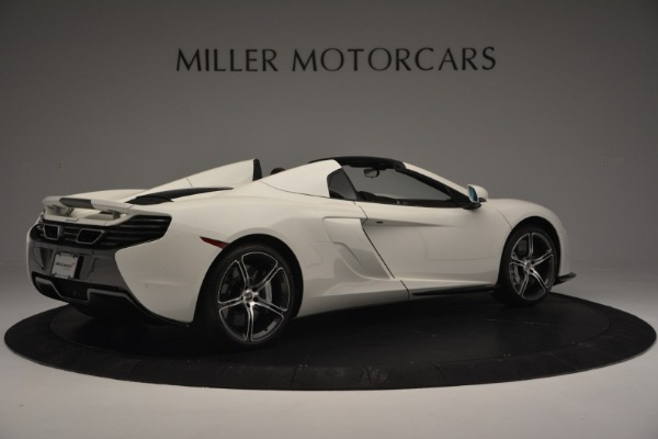 Used 2015 McLaren 650S Convertible for sale Sold at Bugatti of Greenwich in Greenwich CT 06830 7