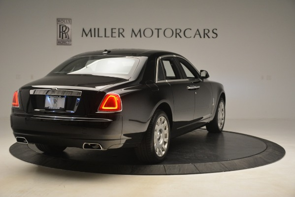 Used 2014 Rolls-Royce Ghost for sale Sold at Bugatti of Greenwich in Greenwich CT 06830 10