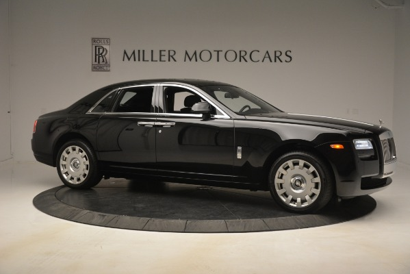 Used 2014 Rolls-Royce Ghost for sale Sold at Bugatti of Greenwich in Greenwich CT 06830 12