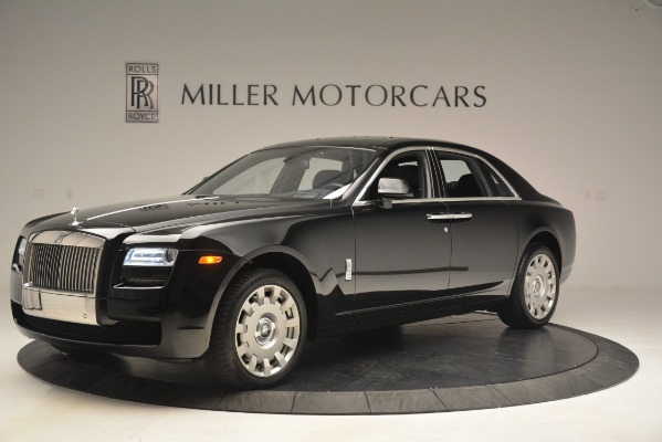 Used 2014 Rolls-Royce Ghost for sale Sold at Bugatti of Greenwich in Greenwich CT 06830 3