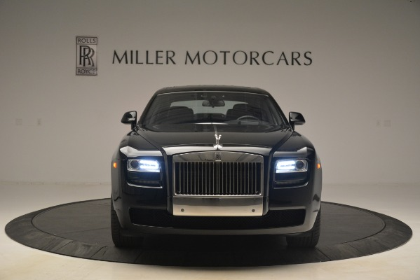 Used 2014 Rolls-Royce Ghost for sale Sold at Bugatti of Greenwich in Greenwich CT 06830 9