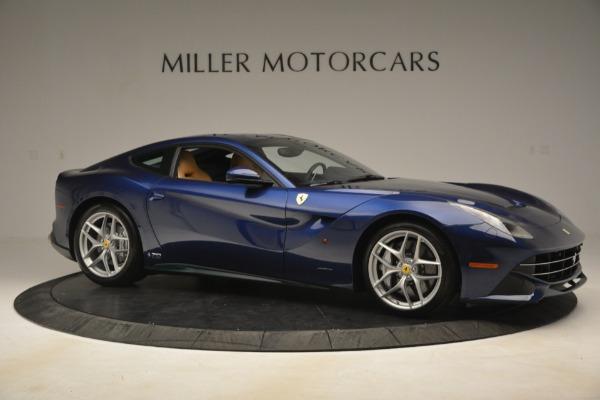 Used 2017 Ferrari F12 Berlinetta for sale Sold at Bugatti of Greenwich in Greenwich CT 06830 11