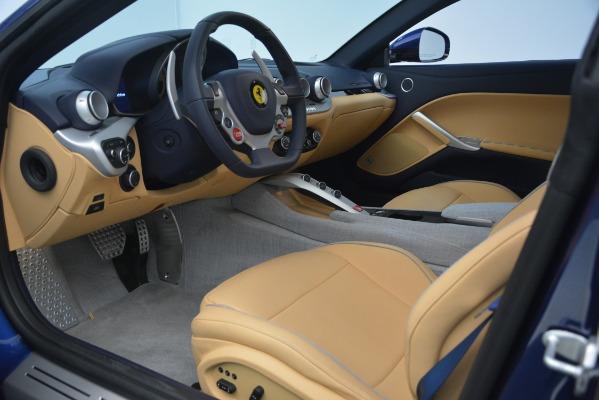 Used 2017 Ferrari F12 Berlinetta for sale Sold at Bugatti of Greenwich in Greenwich CT 06830 13