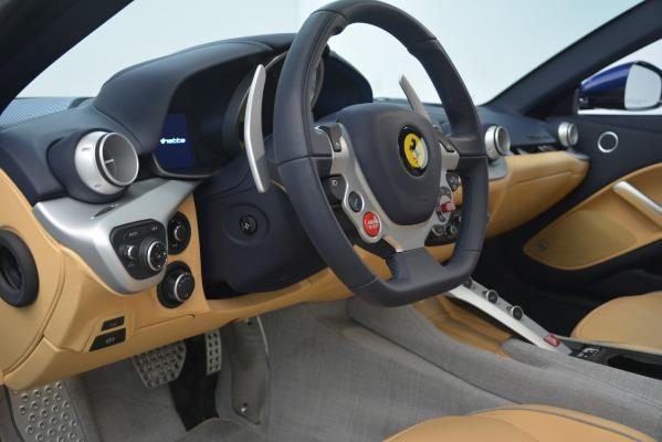 Used 2017 Ferrari F12 Berlinetta for sale Sold at Bugatti of Greenwich in Greenwich CT 06830 16