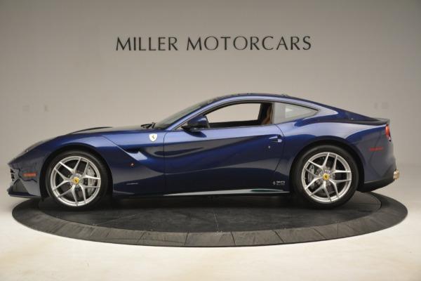 Used 2017 Ferrari F12 Berlinetta for sale Sold at Bugatti of Greenwich in Greenwich CT 06830 3