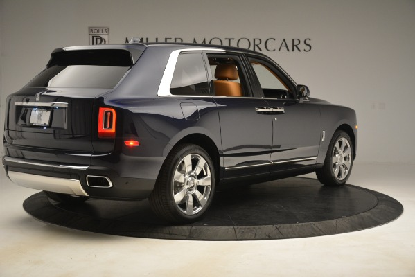 New 2019 Rolls-Royce Cullinan for sale Sold at Bugatti of Greenwich in Greenwich CT 06830 10