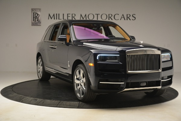 New 2019 Rolls-Royce Cullinan for sale Sold at Bugatti of Greenwich in Greenwich CT 06830 14