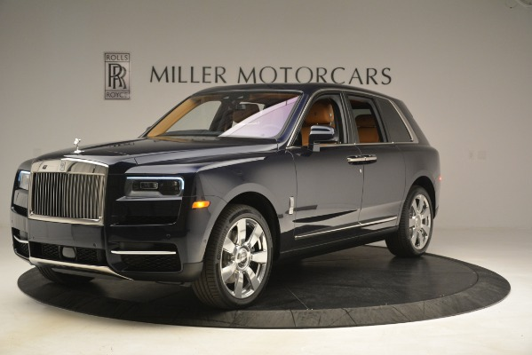New 2019 Rolls-Royce Cullinan for sale Sold at Bugatti of Greenwich in Greenwich CT 06830 3