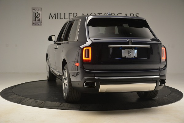 New 2019 Rolls-Royce Cullinan for sale Sold at Bugatti of Greenwich in Greenwich CT 06830 7