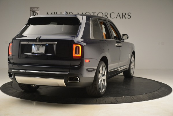 New 2019 Rolls-Royce Cullinan for sale Sold at Bugatti of Greenwich in Greenwich CT 06830 9