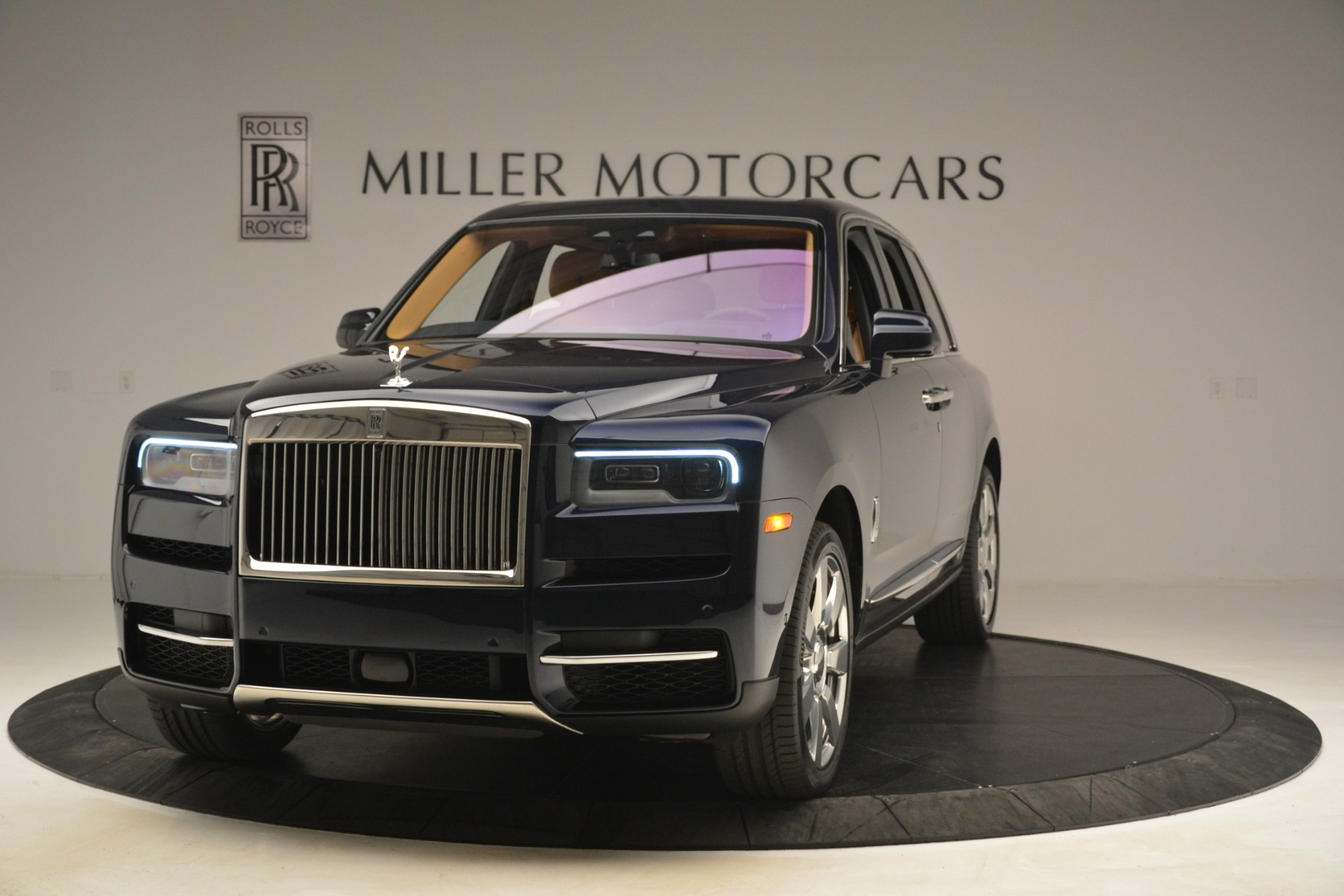 New 2019 Rolls-Royce Cullinan for sale Sold at Bugatti of Greenwich in Greenwich CT 06830 1
