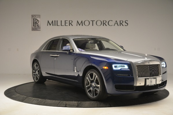 Used 2016 Rolls-Royce Ghost for sale Sold at Bugatti of Greenwich in Greenwich CT 06830 11