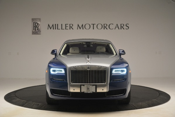 Used 2016 Rolls-Royce Ghost for sale Sold at Bugatti of Greenwich in Greenwich CT 06830 2
