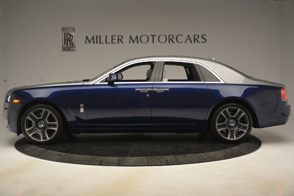 Used 2016 Rolls-Royce Ghost for sale Sold at Bugatti of Greenwich in Greenwich CT 06830 4