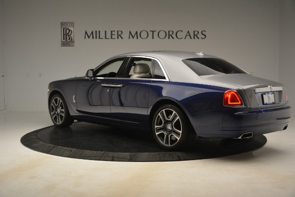 Used 2016 Rolls-Royce Ghost for sale Sold at Bugatti of Greenwich in Greenwich CT 06830 6