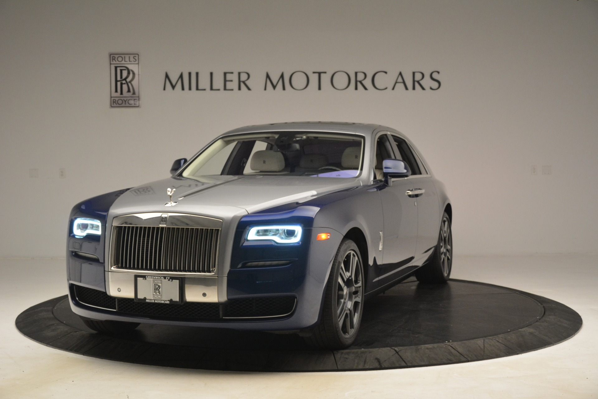 Used 2016 Rolls-Royce Ghost for sale Sold at Bugatti of Greenwich in Greenwich CT 06830 1