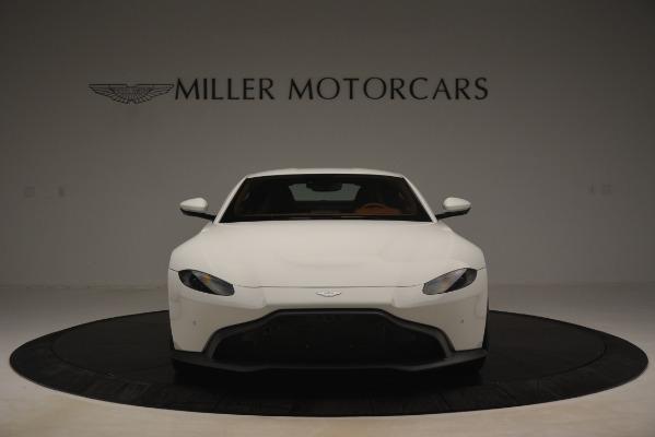 New 2019 Aston Martin Vantage Coupe for sale Sold at Bugatti of Greenwich in Greenwich CT 06830 11