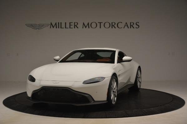 New 2019 Aston Martin Vantage Coupe for sale Sold at Bugatti of Greenwich in Greenwich CT 06830 12