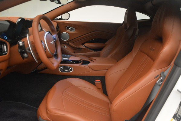 New 2019 Aston Martin Vantage Coupe for sale Sold at Bugatti of Greenwich in Greenwich CT 06830 13