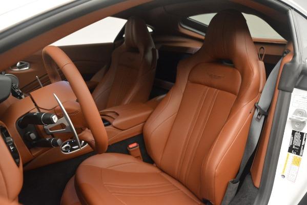 New 2019 Aston Martin Vantage Coupe for sale Sold at Bugatti of Greenwich in Greenwich CT 06830 15