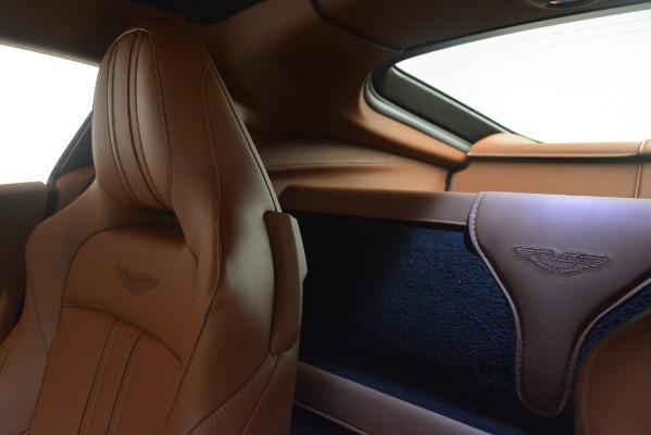 New 2019 Aston Martin Vantage Coupe for sale Sold at Bugatti of Greenwich in Greenwich CT 06830 17