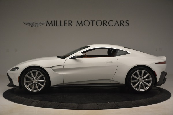 New 2019 Aston Martin Vantage Coupe for sale Sold at Bugatti of Greenwich in Greenwich CT 06830 2