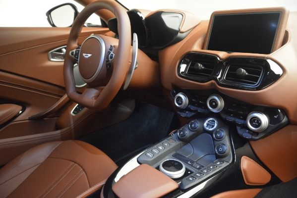 New 2019 Aston Martin Vantage Coupe for sale Sold at Bugatti of Greenwich in Greenwich CT 06830 20