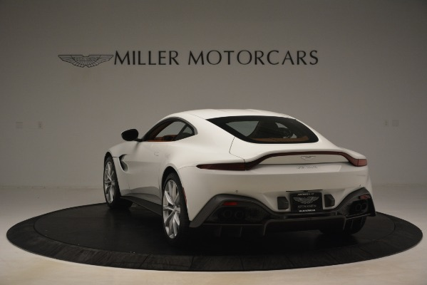 New 2019 Aston Martin Vantage Coupe for sale Sold at Bugatti of Greenwich in Greenwich CT 06830 4