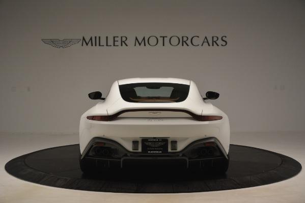 New 2019 Aston Martin Vantage Coupe for sale Sold at Bugatti of Greenwich in Greenwich CT 06830 5