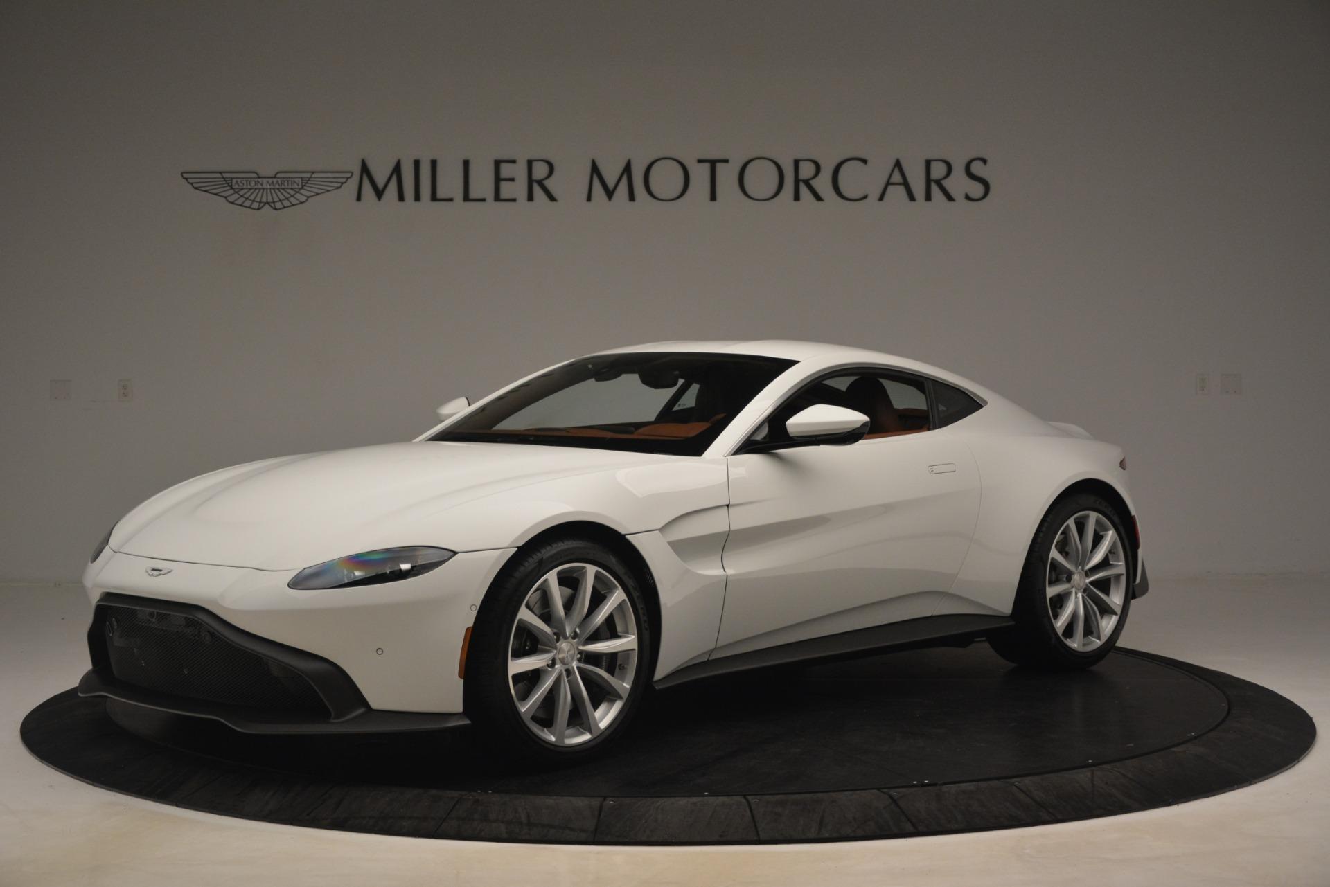 New 2019 Aston Martin Vantage Coupe for sale Sold at Bugatti of Greenwich in Greenwich CT 06830 1