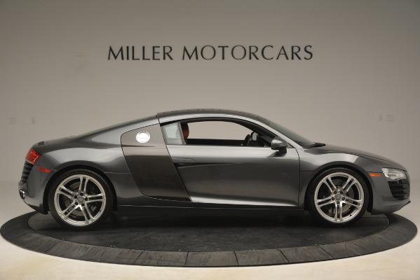 Used 2009 Audi R8 quattro for sale Sold at Bugatti of Greenwich in Greenwich CT 06830 10