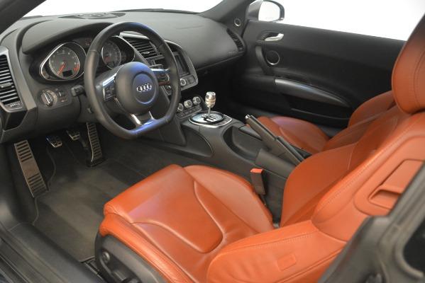 Used 2009 Audi R8 quattro for sale Sold at Bugatti of Greenwich in Greenwich CT 06830 13