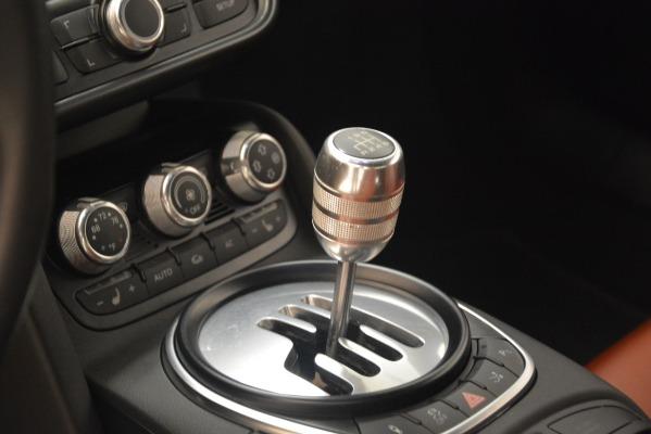 Used 2009 Audi R8 quattro for sale Sold at Bugatti of Greenwich in Greenwich CT 06830 15
