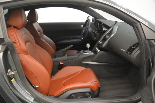 Used 2009 Audi R8 quattro for sale Sold at Bugatti of Greenwich in Greenwich CT 06830 17