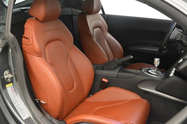 Used 2009 Audi R8 quattro for sale Sold at Bugatti of Greenwich in Greenwich CT 06830 18