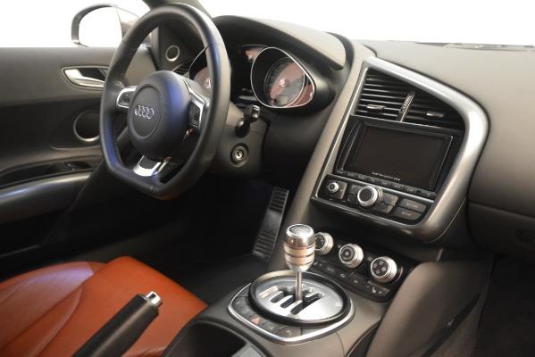 Used 2009 Audi R8 quattro for sale Sold at Bugatti of Greenwich in Greenwich CT 06830 19