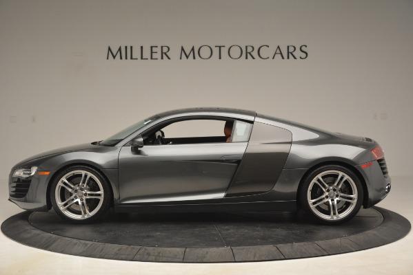 Used 2009 Audi R8 quattro for sale Sold at Bugatti of Greenwich in Greenwich CT 06830 3