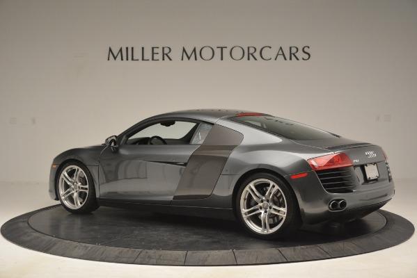 Used 2009 Audi R8 quattro for sale Sold at Bugatti of Greenwich in Greenwich CT 06830 4