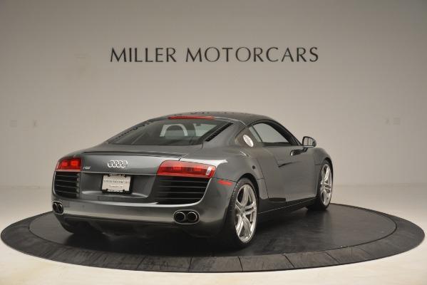 Used 2009 Audi R8 quattro for sale Sold at Bugatti of Greenwich in Greenwich CT 06830 6