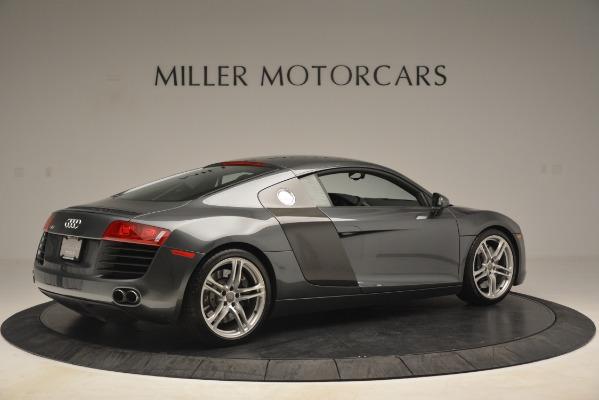 Used 2009 Audi R8 quattro for sale Sold at Bugatti of Greenwich in Greenwich CT 06830 9
