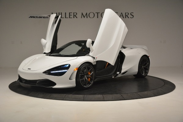 New 2020 McLaren 720S Spider Convertible for sale Sold at Bugatti of Greenwich in Greenwich CT 06830 18