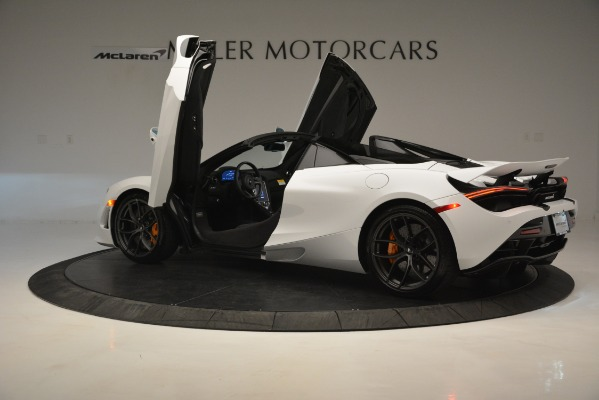New 2020 McLaren 720S Spider Convertible for sale Sold at Bugatti of Greenwich in Greenwich CT 06830 19