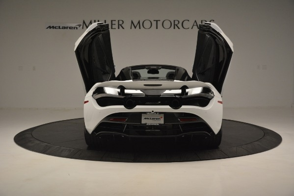 New 2020 McLaren 720S Spider Convertible for sale Sold at Bugatti of Greenwich in Greenwich CT 06830 20