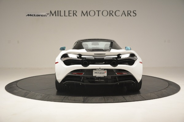 New 2020 McLaren 720S Spider Convertible for sale Sold at Bugatti of Greenwich in Greenwich CT 06830 5