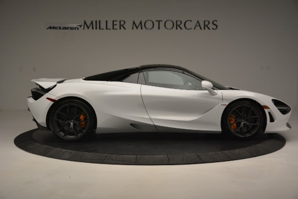 New 2020 McLaren 720S Spider Convertible for sale Sold at Bugatti of Greenwich in Greenwich CT 06830 7
